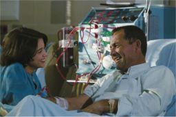 GoalArts teknologi har bevisat sin användbarhet för medicinska tillämpningar både vetenskapligt och industriellt. Gambro pressbild.